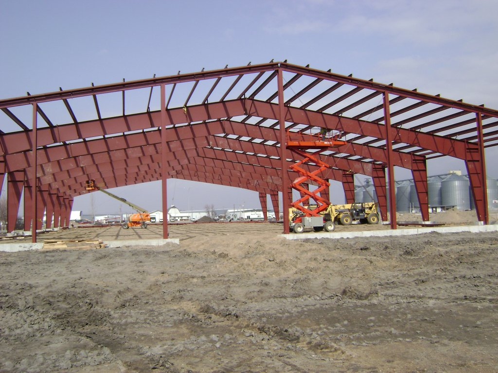 Pre-Engineered Metal Building Systems | Gast Construction